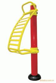 腰力訓練器 福建公園健身路徑