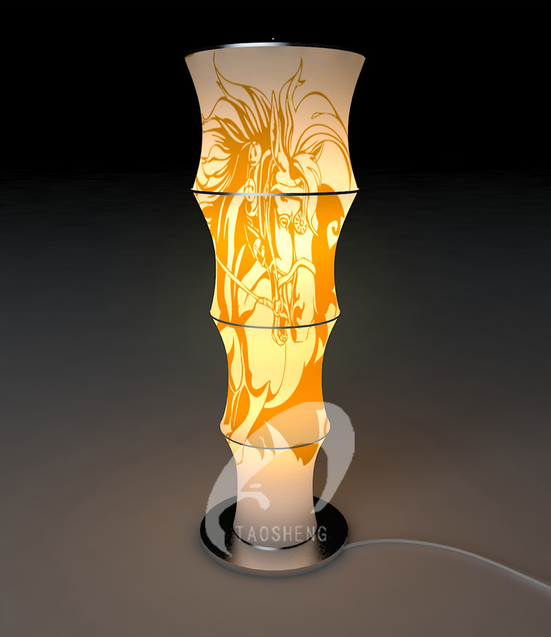 帝標個性經典皮塑燈飾