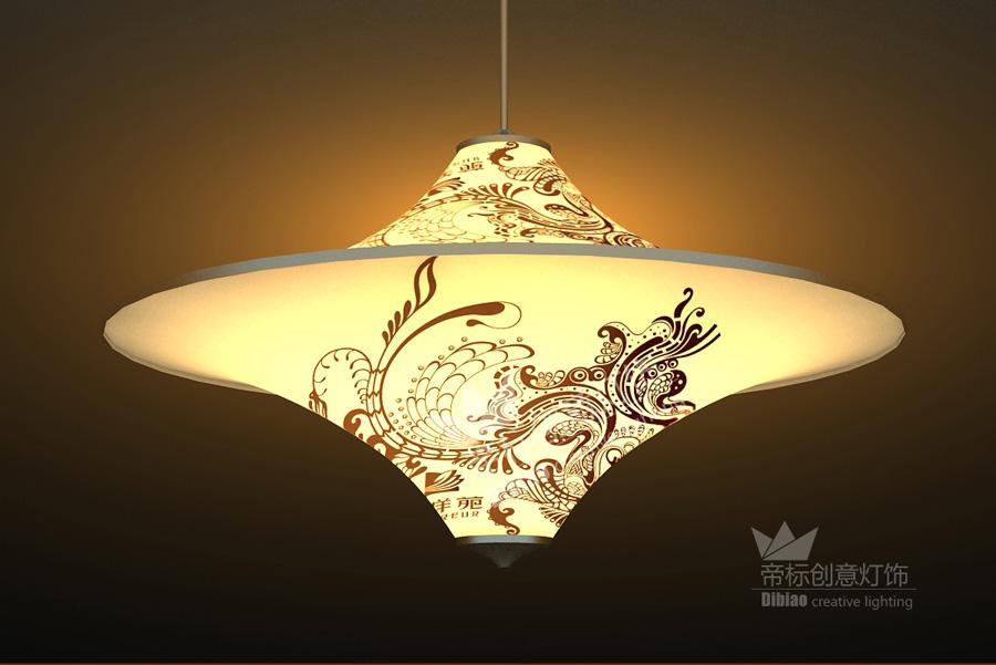 茶藝術個性燈飾