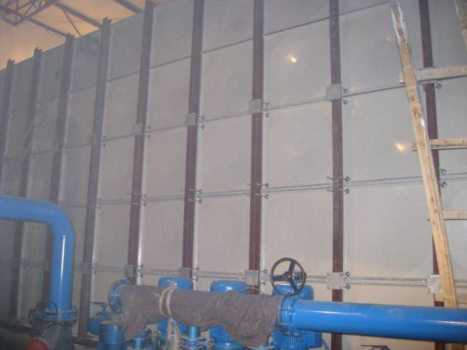 玻璃钢消防水箱价格|供应北京市热销玻璃钢水箱