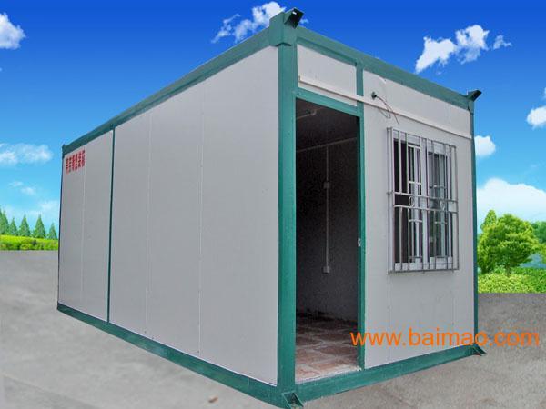 环保美观的集装箱活动房福州柜族可租可售