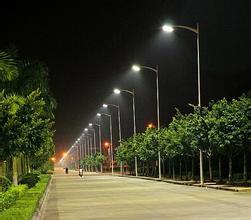 兰州太阳能路灯生产_甘肃朗坤照明的led道路灯怎么样