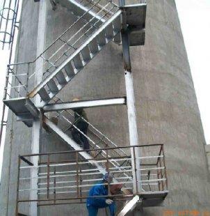 甘肃省烟囱安装公司
