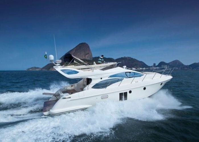 阿茲姆43尺游艇出租