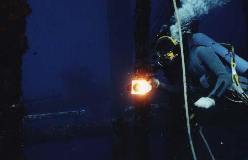 专业水下切割技术