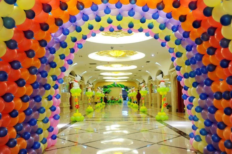 四川气球装饰 广告气球销售