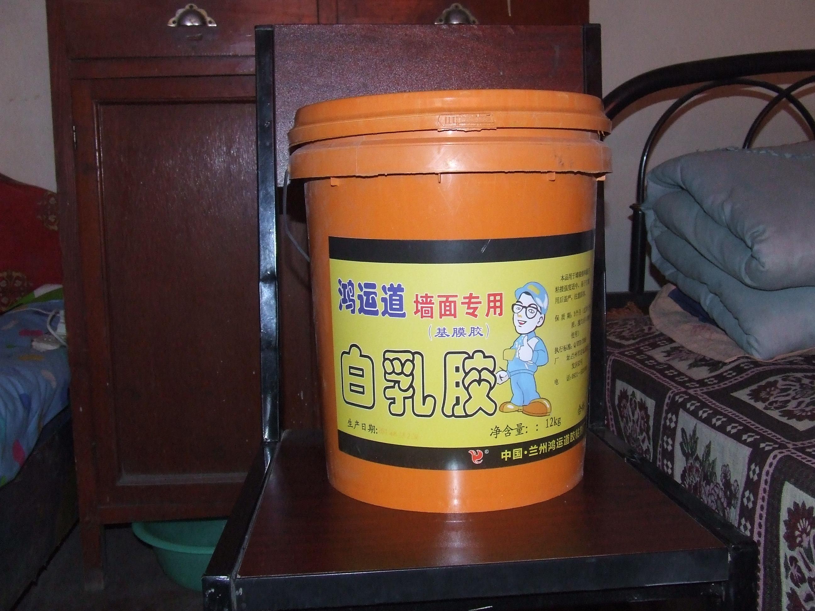 想买质量保证的兰州白乳胶,就来兰州鸿运道胶|兰州白乳胶是优质的