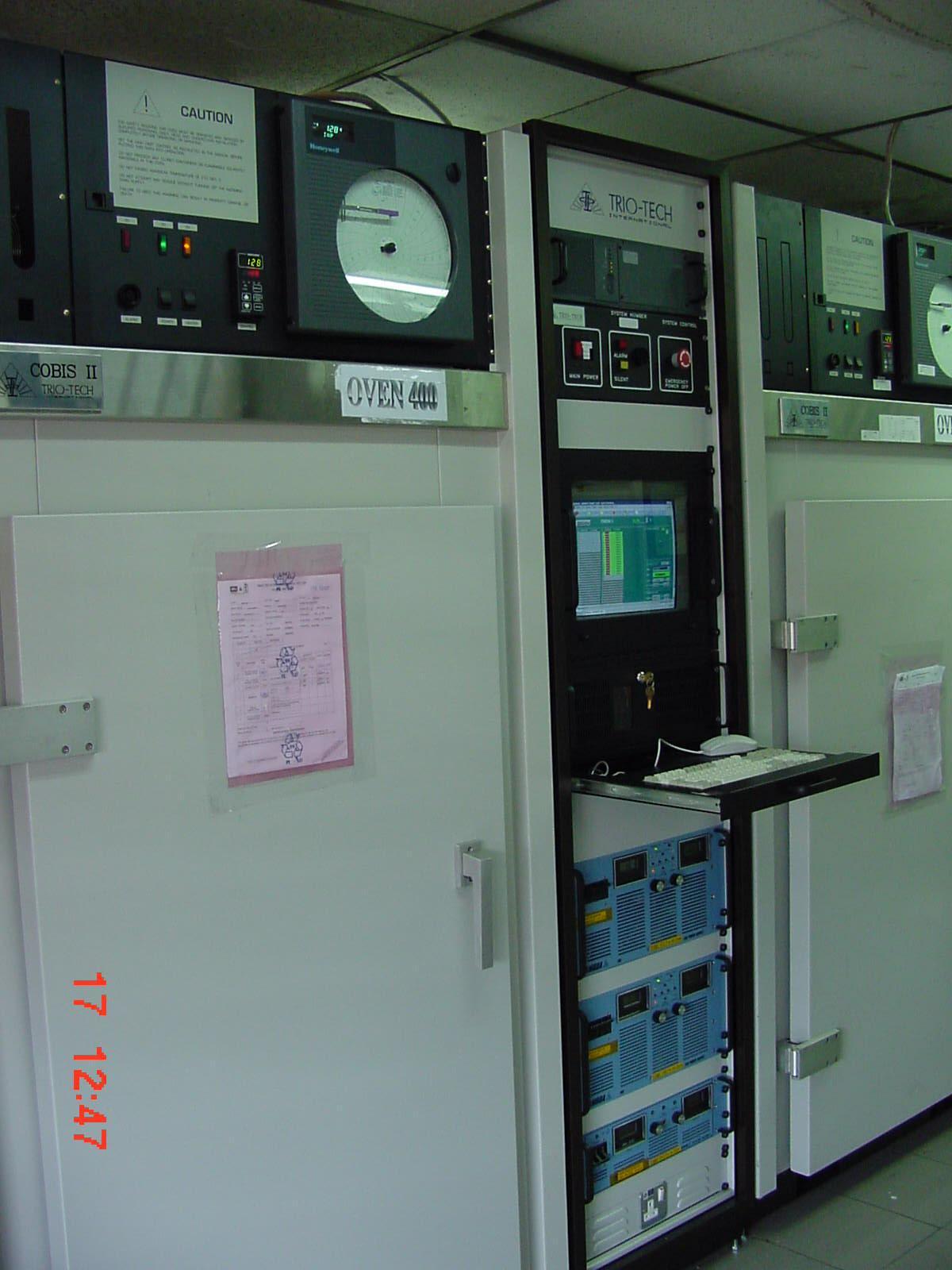 器件老化测试设备