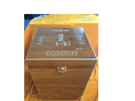 木盒加工制作