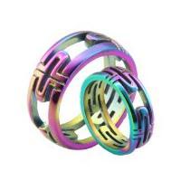 专业的不锈钢戒指幻彩电镀加工——可靠的不锈钢戒指幻彩电镀加工厂家推荐