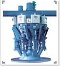 六嘴水泥包装机制造商-好用的DGH-50系列旋转式水泥包装机供应信息
