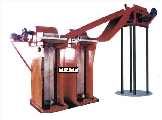 水泥自动叠包机