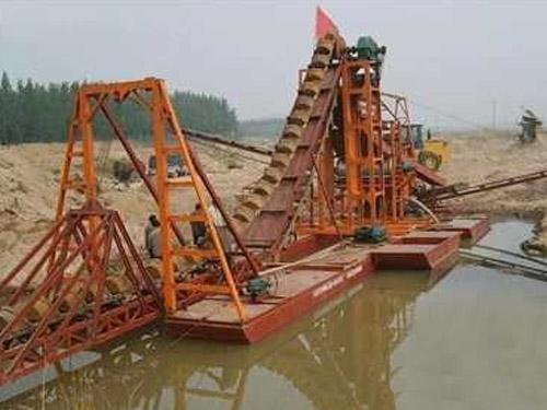规模最大的淘金设备厂商推荐