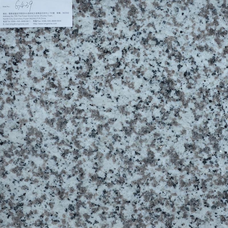 标美石材厂家提供天然花岗岩G439规格齐全建筑用料