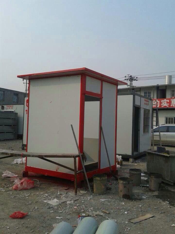 集装箱岗亭专卖店:【厂家直销】福州质量硬的集装箱岗亭