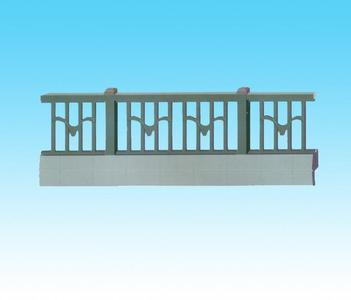 路基防护栅栏模具