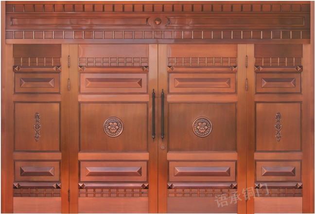 语承提供代理昆明铜门
