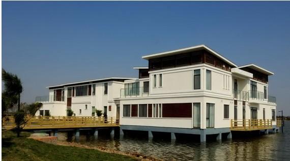 当属一鸣木结构房屋系统公司 欧美木别墅
