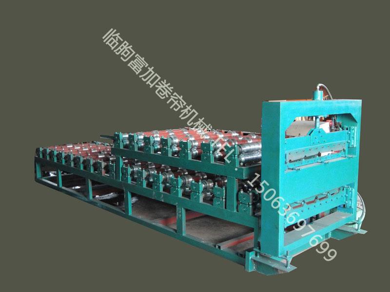 彩钢瓦供应商-山东彩钢瓦机械专业生产商