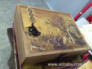 福建销量好的木质茶叶盒价位——礼盒定做