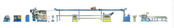 【汉鼎】供应电源线绝缘护套生产线 特种线缆生产线