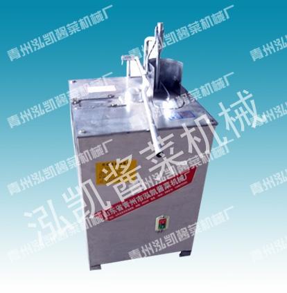 淄博切片机-泓凯酱菜机械供应报价合理的切片机