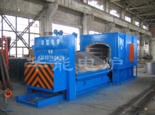 河南台车炉厂家华能电炉