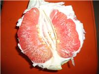 2014新品王红中红蜜柚