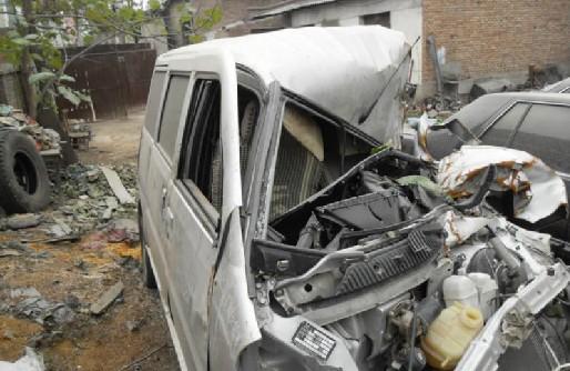 余姚报废车回收-口碑好的废面包车回收宁波哪里有提供