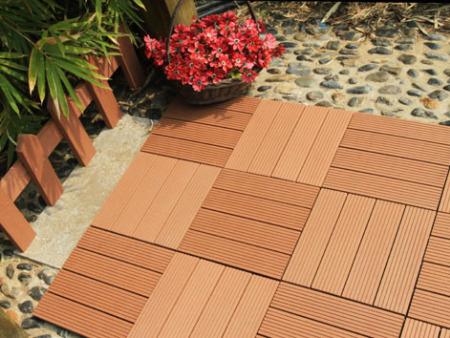 广西塑木地板供应 多种规格型号