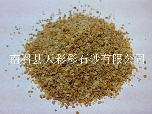廣東天然彩砂廠,知名的天然彩砂批發商