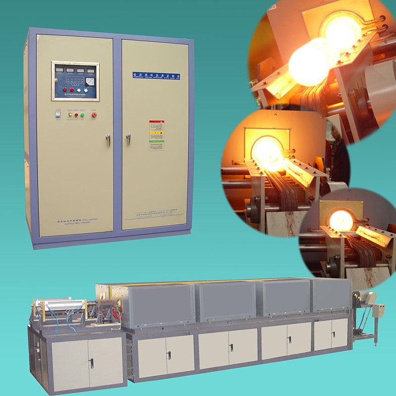 成都节能锻造中频炉 成都感应加热锻造电炉 多林电器