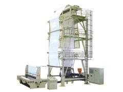 品质好的拱棚膜专用吹膜机组,富达塑料机械公司倾力推荐,供应大棚膜吹膜机