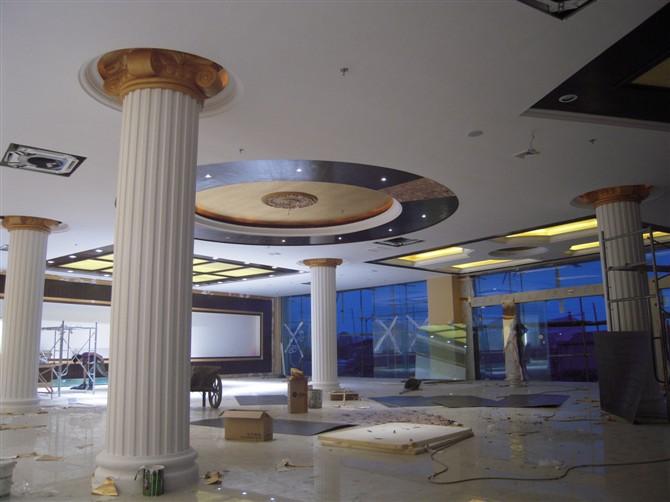 grc水泥构件厂家|瑜庄装饰建材公司质量好的GRC水泥构件新品上市