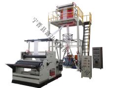 ABA吹膜机哪家好——富达塑料机械公司提供好用的ABA三层共挤吹膜机