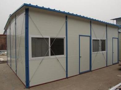 彩钢板房每平方价格-购置活动房优选安昌钢结构工程