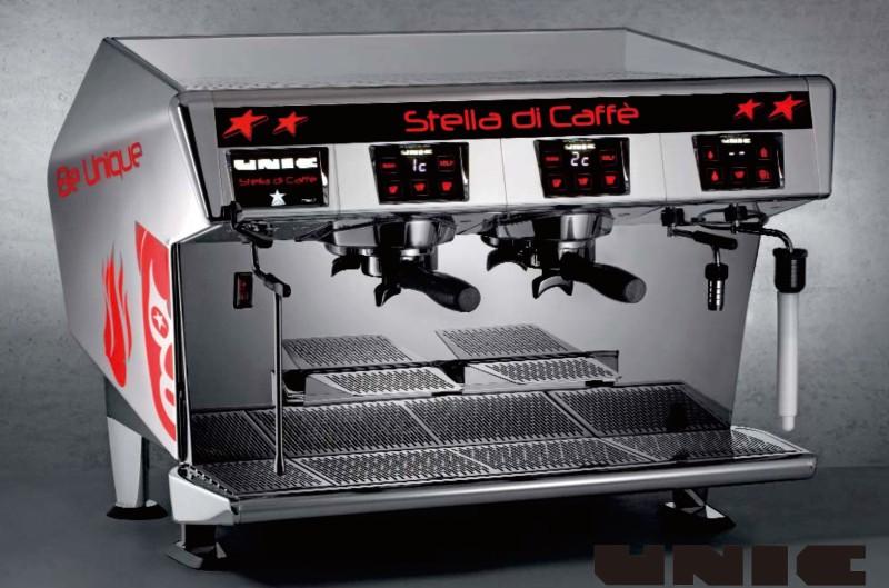 高端大气上档次的咖啡机