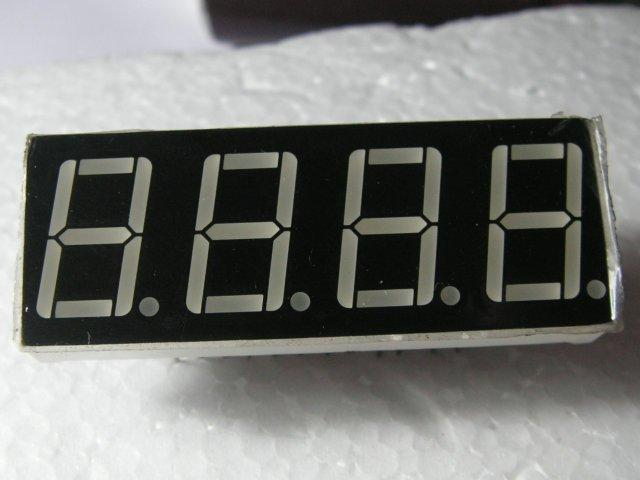 数码管厂家供应 LED数码管批发 数码管专业制造商
