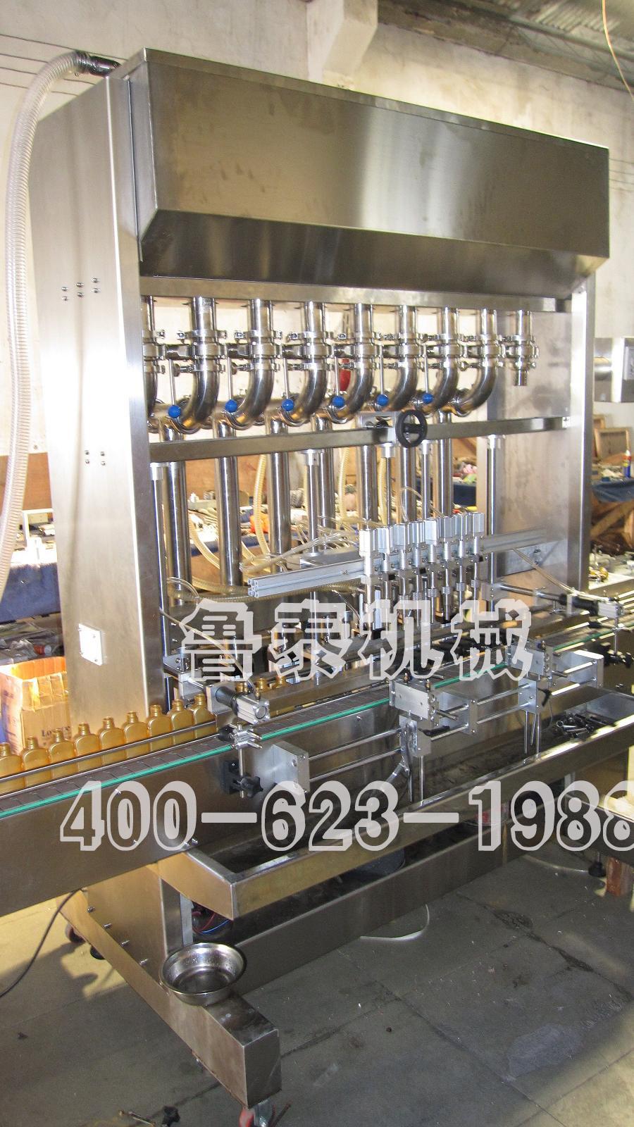 哪里可以买到好的食用油灌装生产线-河北核桃灌装机