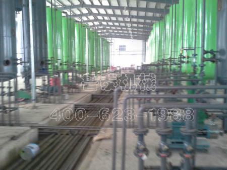 润滑油灌装生产线