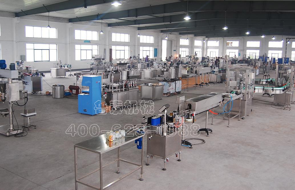 润滑油灌装生产设备_润滑油灌装生产线