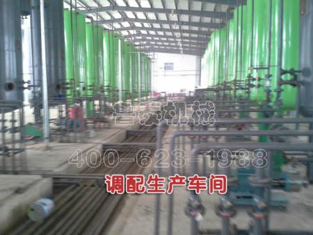 润滑油灌装生产线_青州润滑油灌装设备