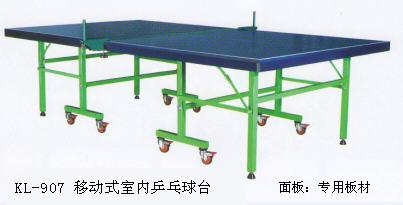 室內乒乓球桌 移動式室內乒乓球臺 升降式乒乓球臺