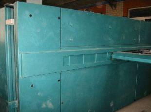 高温树脂定型机供应-选购专业的耐高温定型机烘房就选信德纺织机械厂