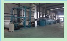 淮北聚酯胎生产线-优良的防水材料生产线在哪买