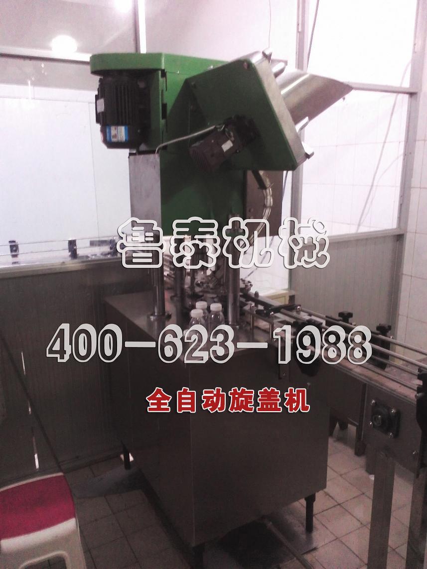 最好的灌装机_食用油灌装生产线-青州鲁泰机械有限
