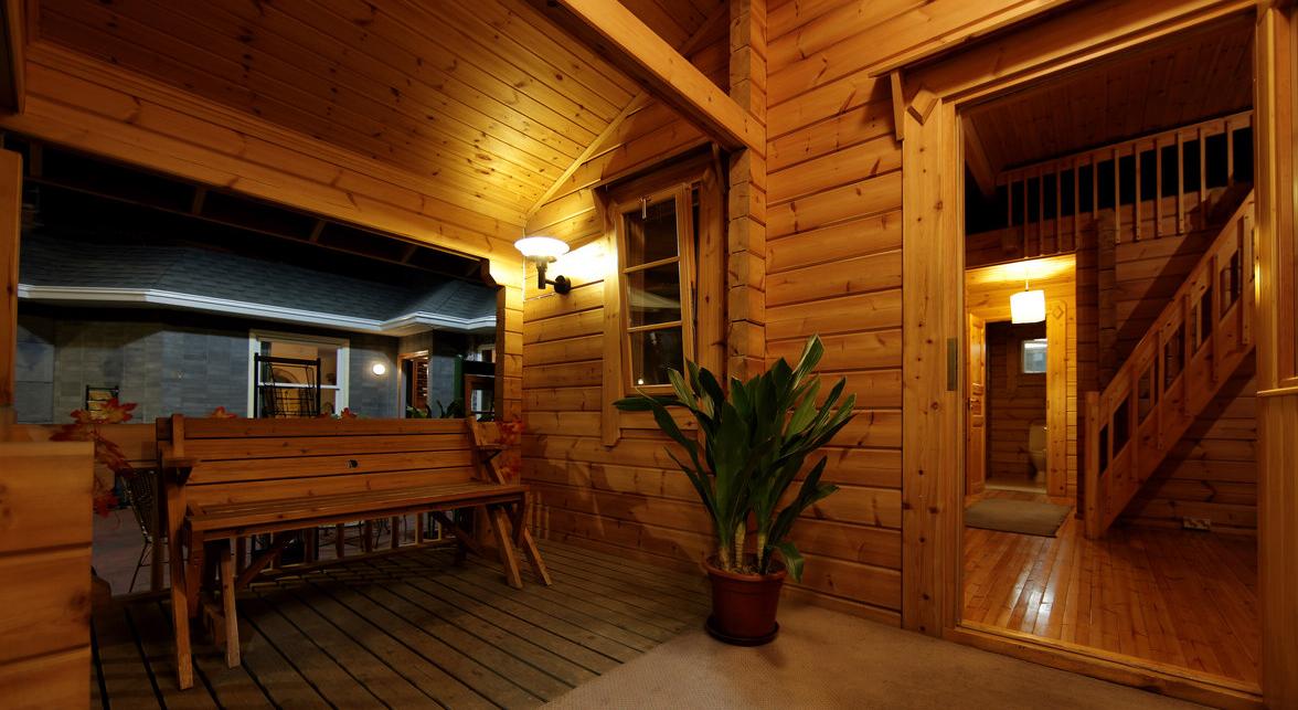 立方圆木屋提供优质轻型木结构房屋设计 轻型木结构房子优点