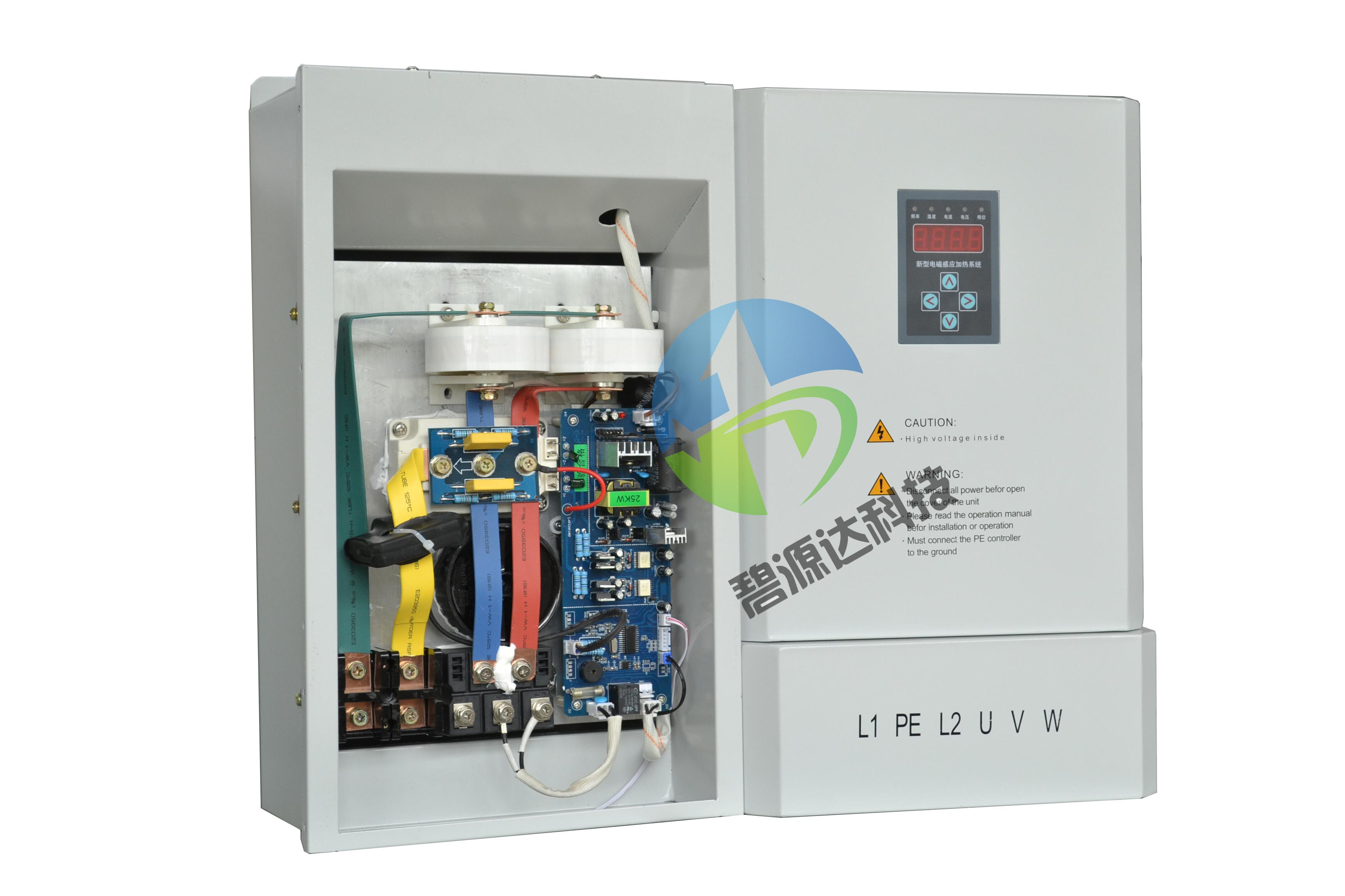 深圳价格适中的25KW电磁加热器, 漯河25KW电磁加热控制器