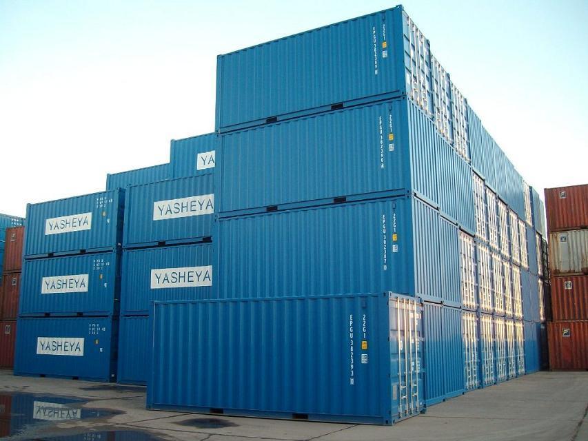 全新住人集装箱  货运集装箱 海顺制造