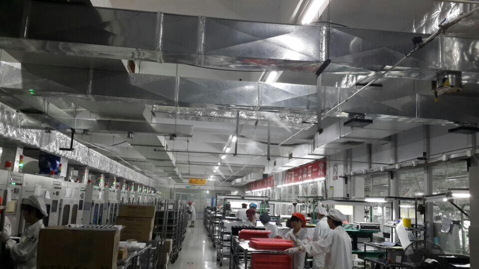 工业防静电设备-金雷工业加湿机